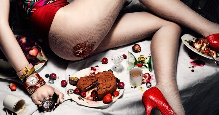 Un menu coquin et décalé de St Valentin