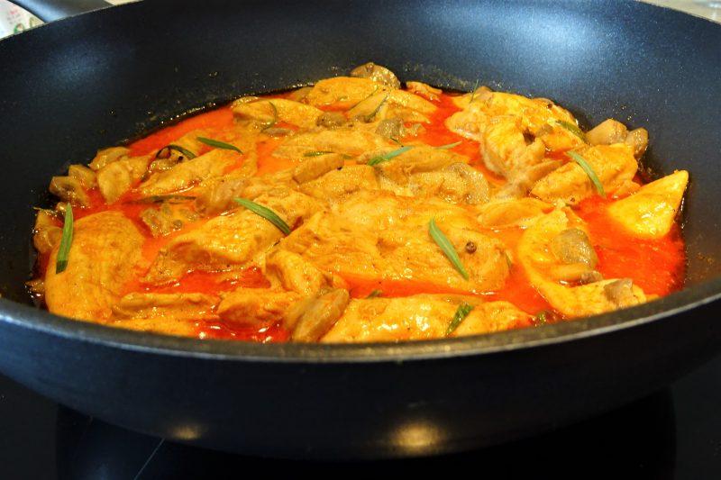 Aiguillettes de poulet au paprika - La recette facile par ...