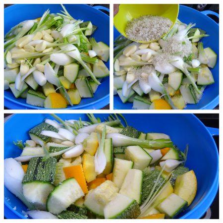 Pickles de courgettes au curry - La recette facile par Toqués 2 Cuisine